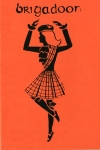 Brigadoon Program Cover
